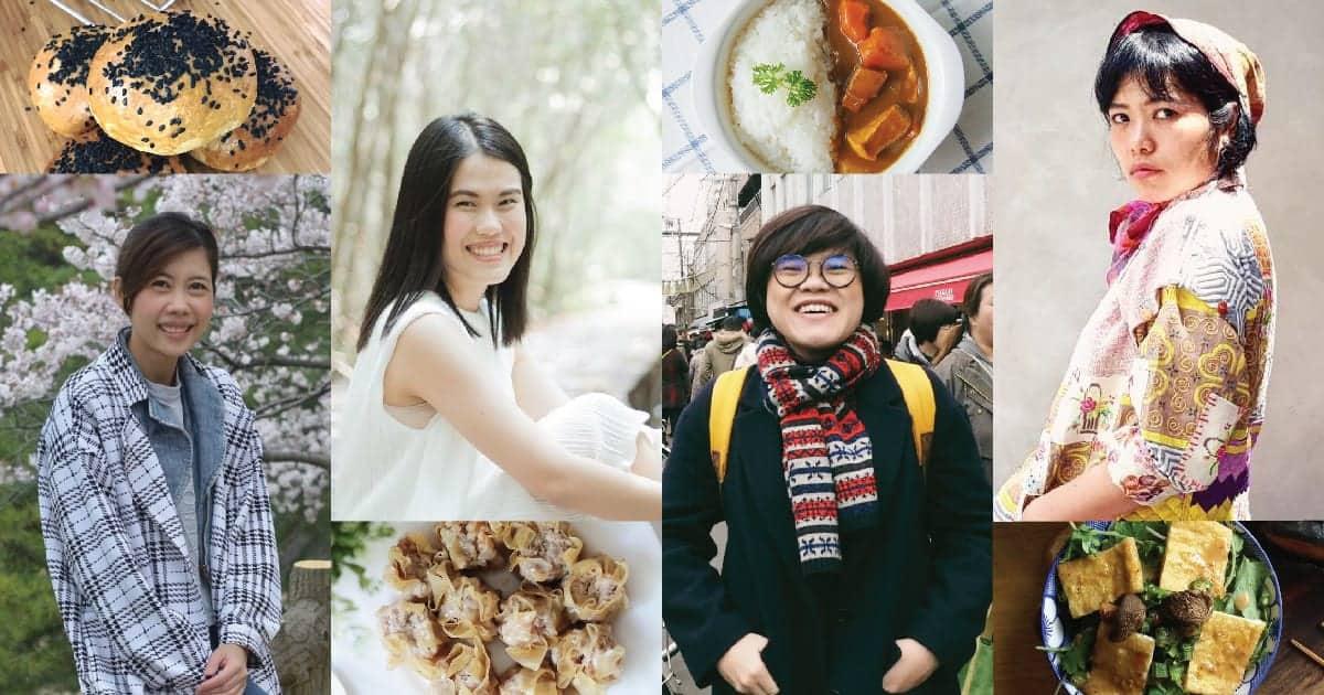 4 สาวหลากอาชีพกับหนึ่งความสนใจในการปรุงอาหารกินเอง