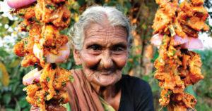 คุณยายชาวอินเดียวัย 106 ปี เจ้าของ Cooking Video ที่ฮอตที่สุดในตอนนี้